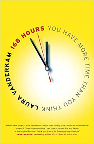 168 hours - best business books