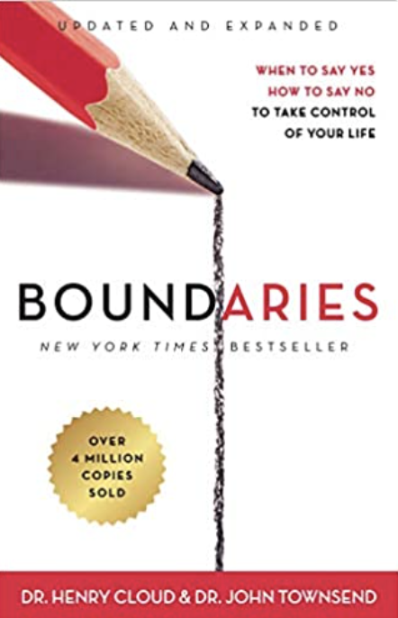 boundaries cover - best business books