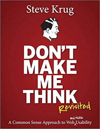 don't make me think cover - best business books