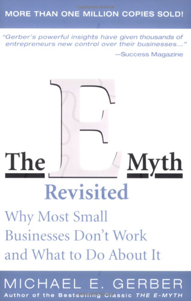 the emyth revisited cover - best business books