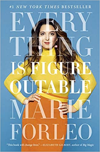 everything is figureouable by marie forleo book cover
