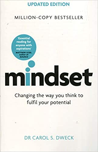 mindset cover - best business books