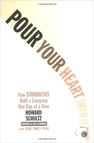 pour your heart into it cover - best business books