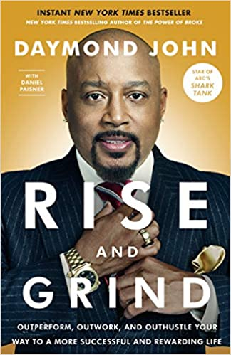 rise and grind cover - best business books
