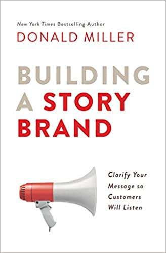 building a story brand cover - best business books