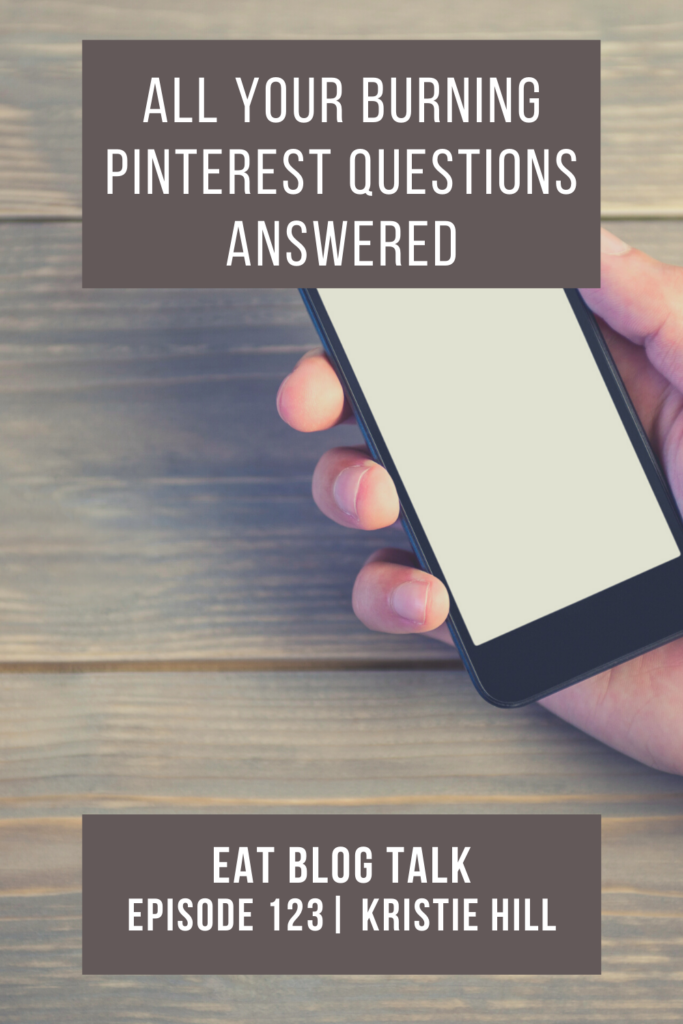 pinterest image for all your burning pinterest questions answered