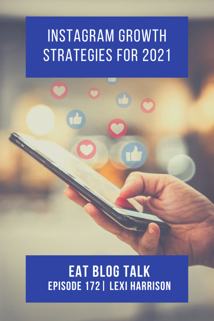 pinterest image for instagram growth strategies for 2021
