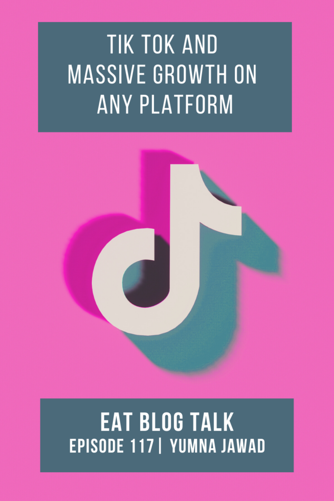 pinterest image for tik tok and massive growth on any platform