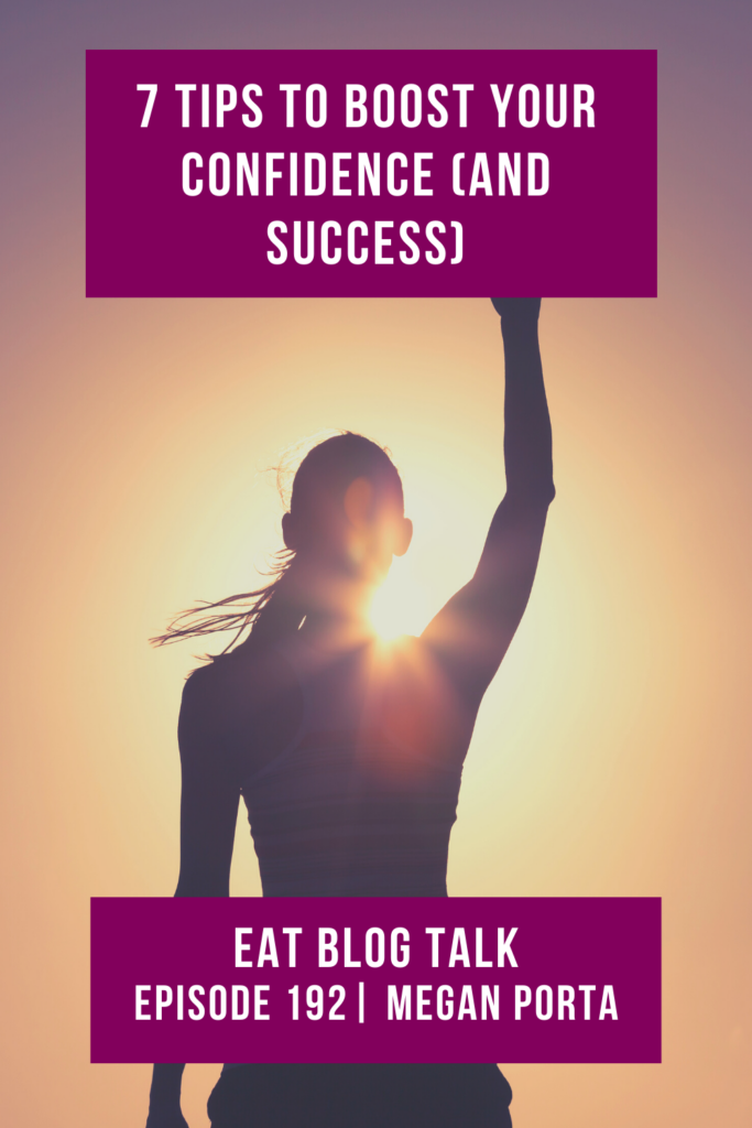 pinterest image 7 tips to boost your confidence and success