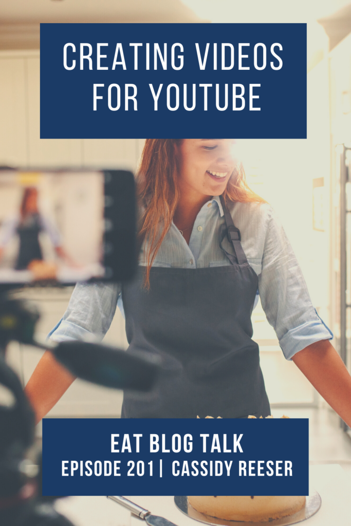 pinterest image for creating videos for youtube
